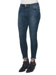 "Petite Democracy ""Ab""solution Ankle Skimmer Jeans"