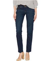 Petite Democracy Core Tech Straight Leg Jeans