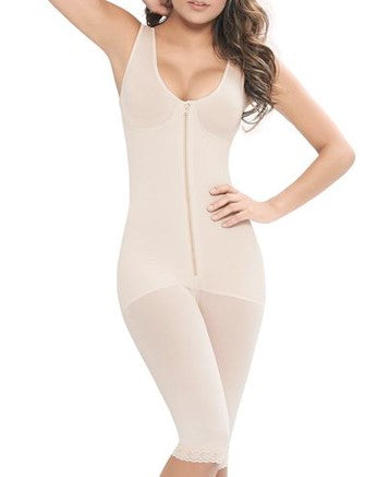 Faja 1021 Powernet Shapewear with Bra