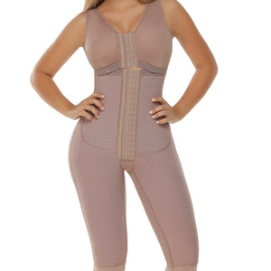 Colombian Control Body Suit Postsurgical And Postpartum Ref. 7051