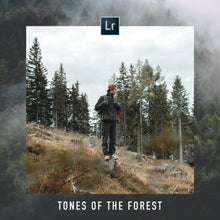 Load image into Gallery viewer, TONES OF THE FOREST | 15 ADOBE LIGHTROOM PRESETS - Hannes Engl