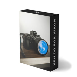 HE-LOG PICTURE PROFILE | CUSTOM LOG FOR NIKON Z6, Z50,...