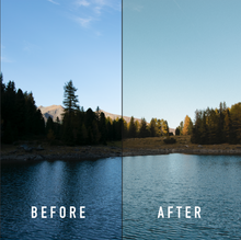 Load image into Gallery viewer, MOODY FALL VIBE | 5 FREE ADOBE LIGHTROOM PRESETS - Hannes Engl