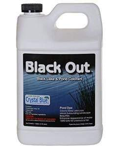 Black Out Pond Dye Gallon - Smith Creek Lake and Pond
