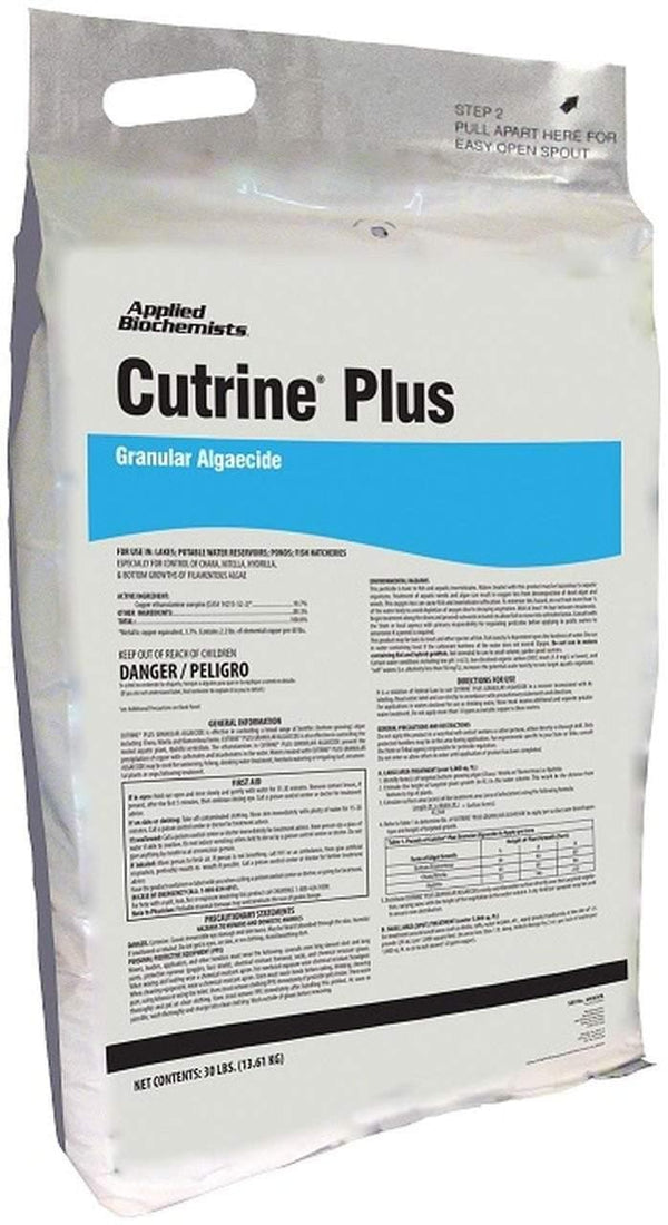 Cutrine Plus Granular - Smith Creek Fish Farm