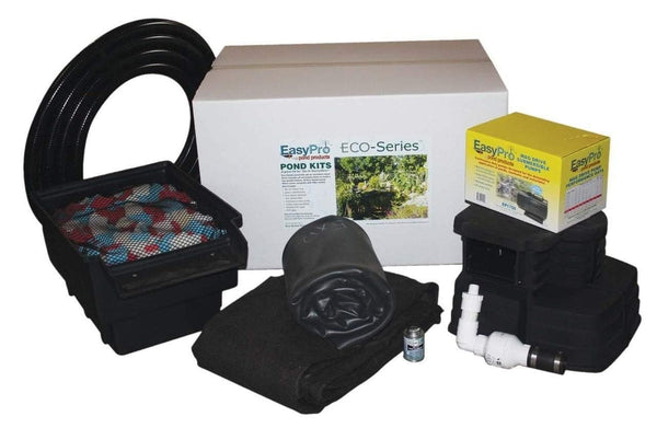 Eco-Series Pond Kits - Smith Creek Fish Farm