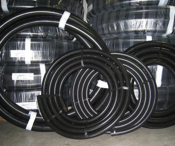 "3"" Premium Pond Flex PVC Pipe"