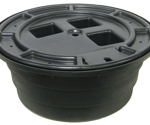 Heavy Duty Round Basin