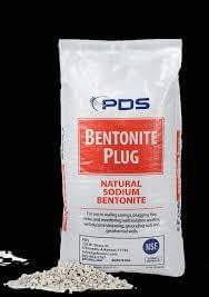 Bentonite Pond Seal 1000 Pounds (20x50 lb. bags) FedEx Freight Included - Smith Creek Fish Farm
