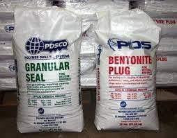 "3/8"" Chip Bentonite Pond Seal 50 Pound Bag - Smith Creek Lake and Pond"