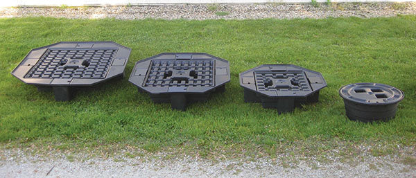 Heavy Duty Fountain Basins