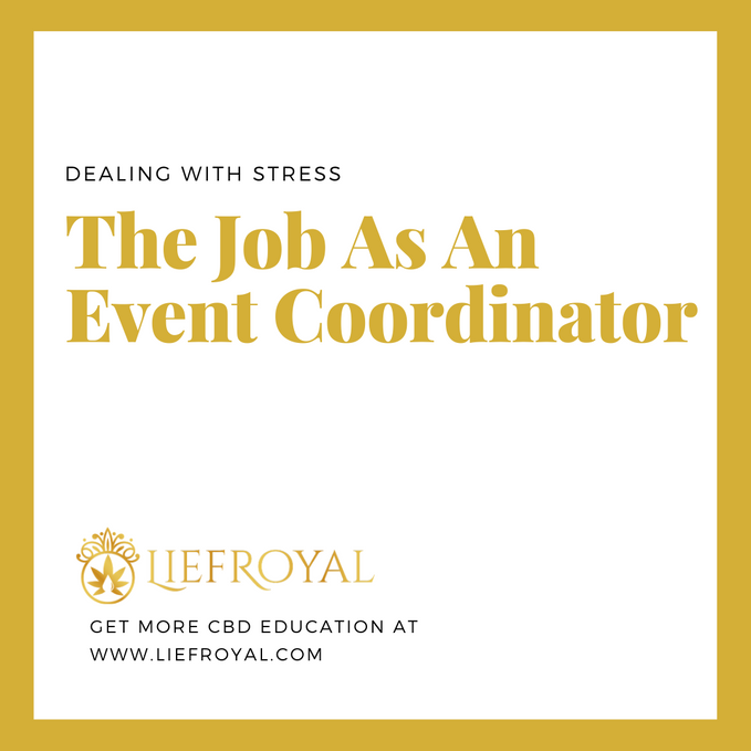 The Job As An Event Coordinator