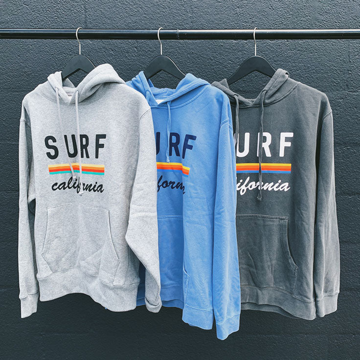 Curl Surf California