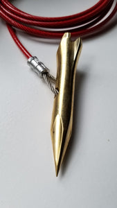 brass penetrator dart with stainless cable