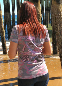 Skurge of the Sea Mermaid Camo T-Shirt