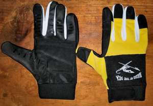 Skurge of the Sea Wire Man Gloves Kevlar gloves for commercial fishing