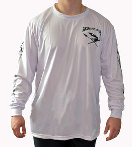 "Pirate ""N.E. Species"" Performance Crew Neck Shirt"