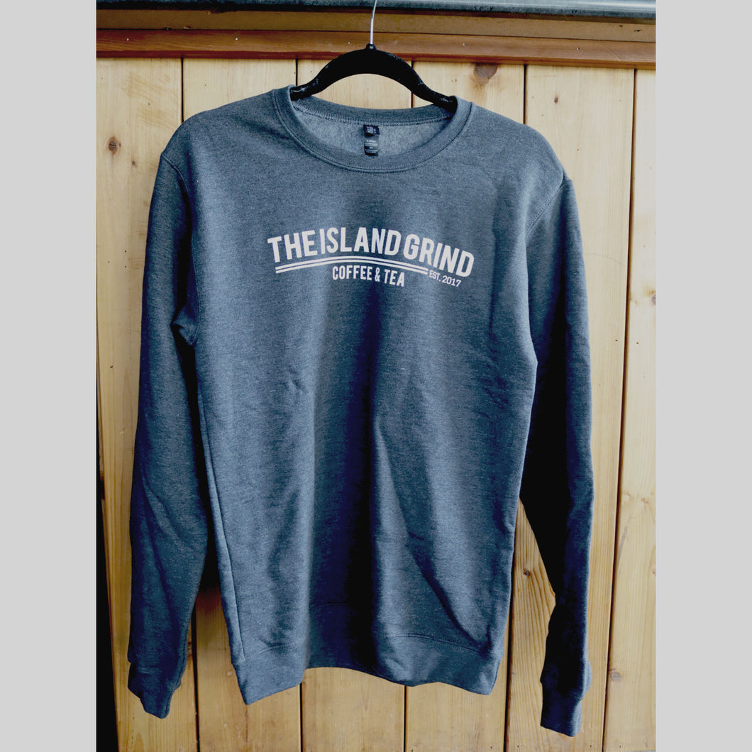 Crewneck Sweatshirt: Grey