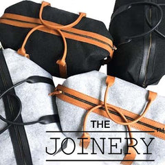 The Joinery Future Felt Bags