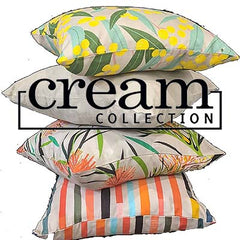 Cream Collection Sctatter Cushions
