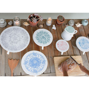 HALO || Dishcover Large Set - Beach House - by Miro van der Vloed