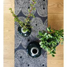 Load image into Gallery viewer, Table Runner - Crop Fields - Grey