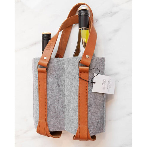 THE JOINERY | Wine Carrier  - Double