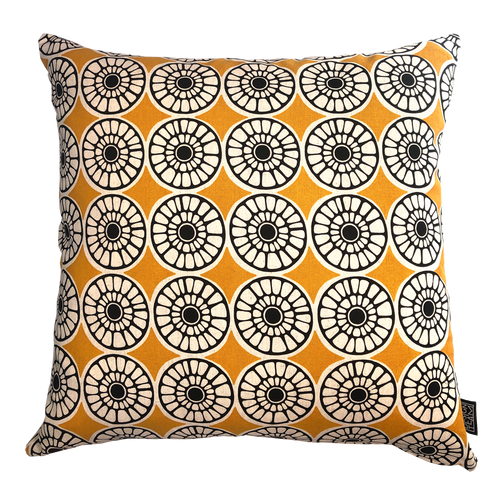 DESIGN TEAM | Cushion Cover - Senegal Tumeric
