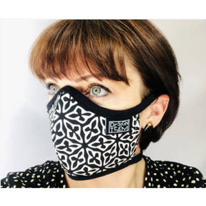 Fabric Face Mask -  Seed
