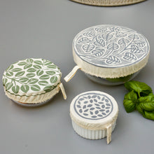 Load image into Gallery viewer, Set of 3 Mini Dish Covers
