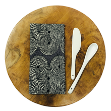 Load image into Gallery viewer, Table Napkins - Crop Field Grey