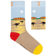 Load image into Gallery viewer, Bamboo Sock - Outback