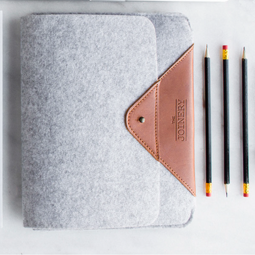 THE JOINERY | iPad Sleeve
