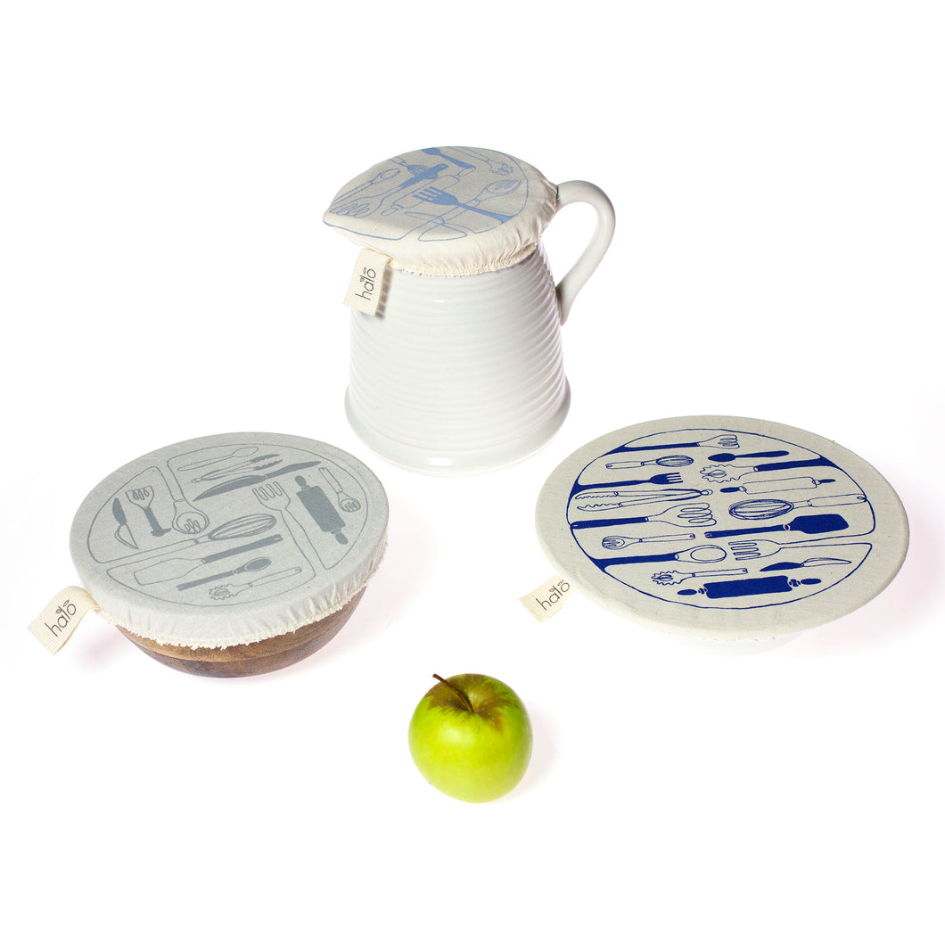 HALO || Dishcover Small Set - Utensils - by Chelsea Gordon