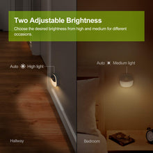 Load image into Gallery viewer, AUVON Rechargeable Closet Light, Warm White LED Stick-On Night Light - AUVON