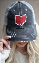 Load image into Gallery viewer, Ohio Trucker Hat