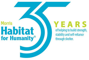 35 Years of Helping to Build Strength, Stability, & Self Reliance Through Shelter
