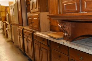 Assorted Cabinetry