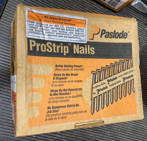 Paslode ProStrip Nails 3