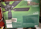 Hunter Five Minute Fan Ceiling Fan Model:59515