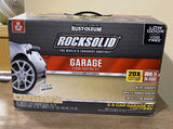 Rust-Oleum Rocksolid Polycuramine Garage Floor Coating, 2.5 Car Kit, Tan