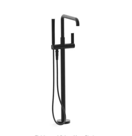 Kallista One Free Standing Tub Filler - Handshower Sold Separately