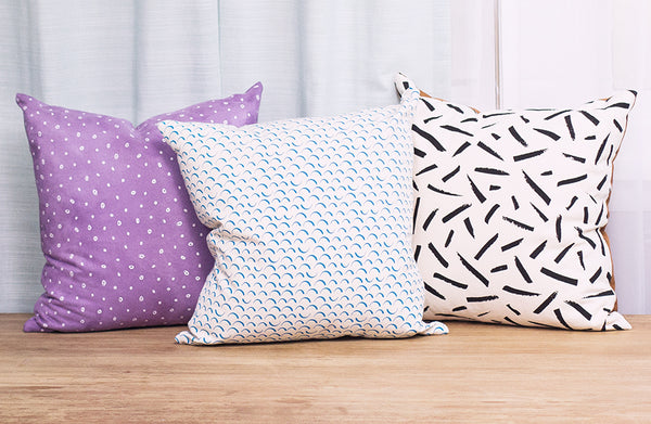 Handcrafted Pillows for Your Home