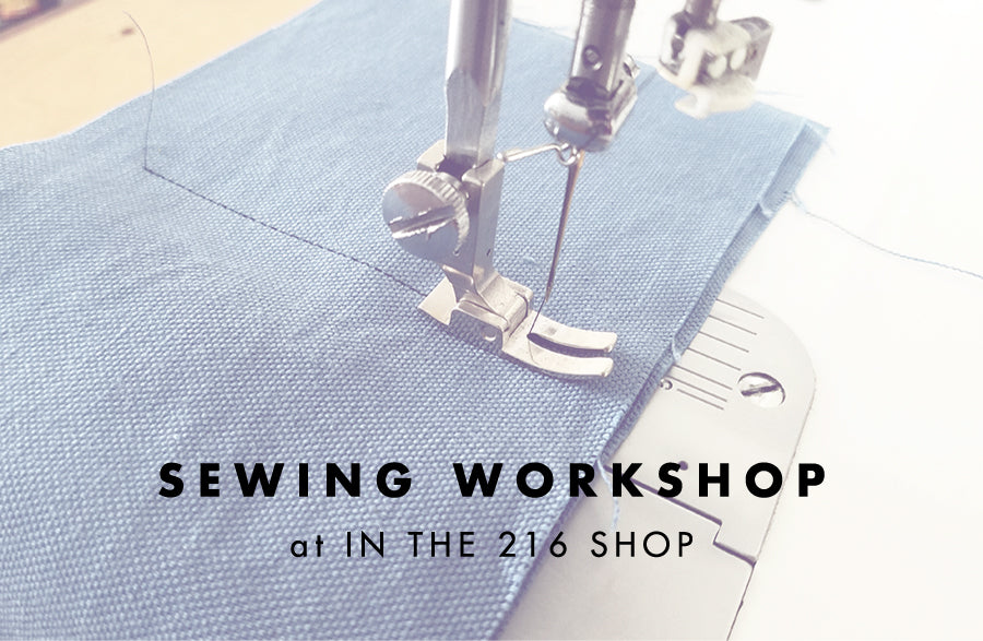 First Class of 2018 | Beginners Sewing Workshop