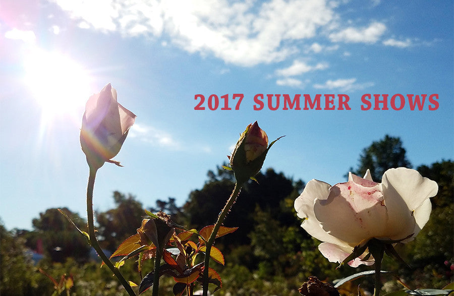 2017 Spring/Summer Shows