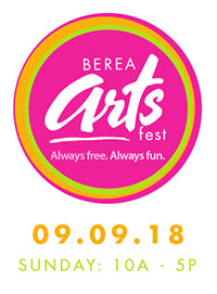 Berea Arts Fest | September 9, 2018 | Sunday | Berea, OH