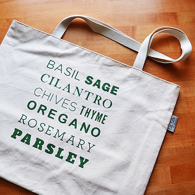 Shopping Totes | Screenprinted | Handmade | by Liz Sabo | Cyber Monday Sales