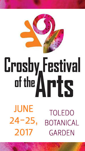 Crosby Festival of the Arts | Toledo Botanical Garden | June 24-25, 2017