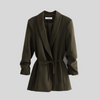 Short Trench Women's Blazer
