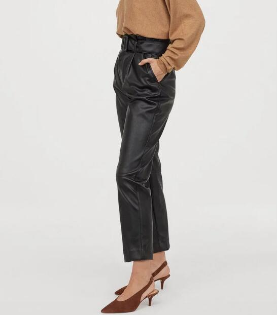 Branché Faux Leather Pants
